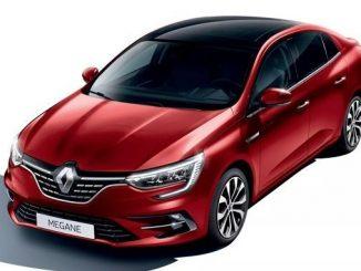 Renault Megane Sedan fiyat listesi.