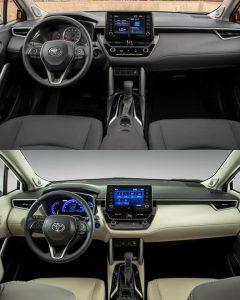 Toyota Corolla Cross fiyatları