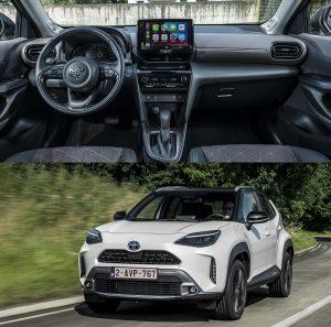 Toyota Yaris Cross fiyatları