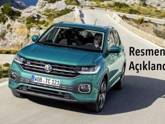 Volkswagen T Cross 2022.