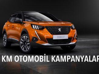 0 km araba kampanyaları Peugeot.