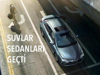0 km otomobil satışları 2021.