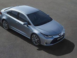 2021 Corolla Sedan fiyatları Ekim