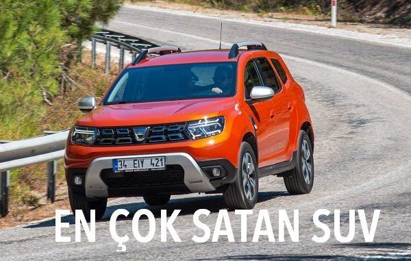 2021 model SUV satış rakamları
