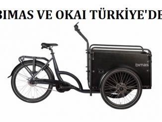 BIMAS BIKE elektrikli bisiklet.