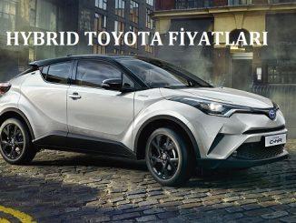 Hibrit araba fiyatları 2021.