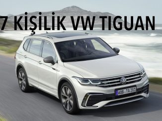 Volkswagen Tiguan Allspace Fiyat Listesi.