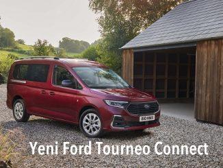 Yeni FordTourneo Connect