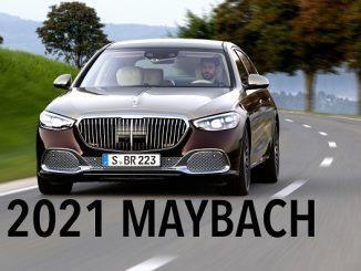 Yeni Mercedes Maybach fiyatı.
