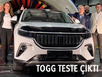 Yerli Otomobil TOGG Pininfarina testleri